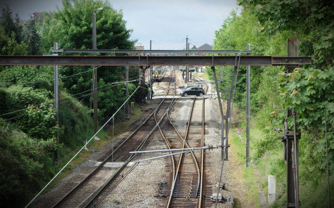 Les passages à niveau… avant le contournement nord