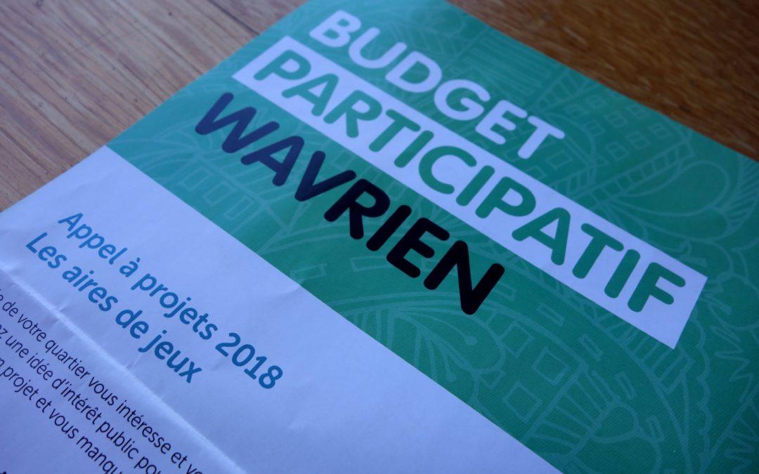 Pourquoi le budget participatif wavrien n'est pas un budget participatif