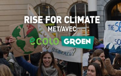 Rise for climate !